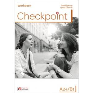 Checkpoint A2+/B1. Workbook + Online Workbook