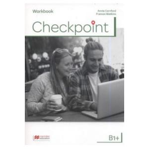 Checkpoint B1+. Workbook + Online Workbook