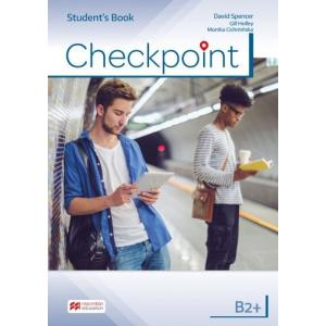 Checkpoint B2+. Teacher's Book + CD