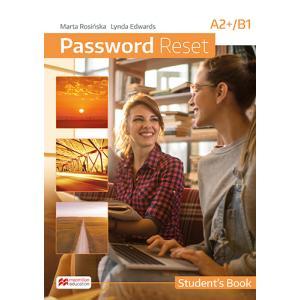 Password Reset A2+/B1 Książka ucznia (wersja wieloletnia)
