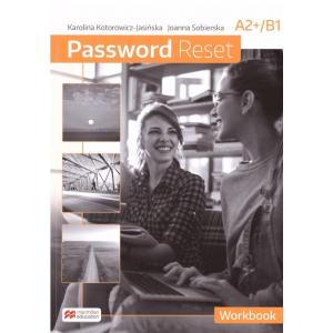 Password Reset A2+/B1. Workbook + Online Workbook