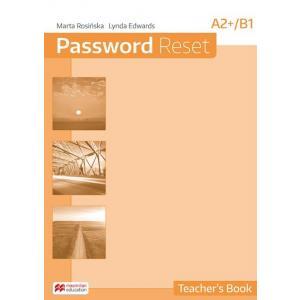 Password Reset A2+/B1. Książka Nauczyciela + CD