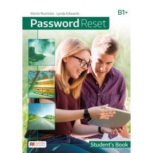 Password Reset B1+. Podręcznik Wieloletni