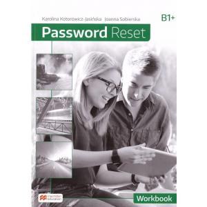 Password Reset B1+. Workbook + Online Workbook