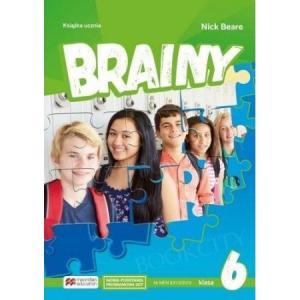 Brainy. Podręcznik Wieloletni. Klasa 6. Szkoła Podstawowa