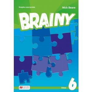 Brainy. Książka Nauczyciela. Klasa 6. Szkoła Podstawowa