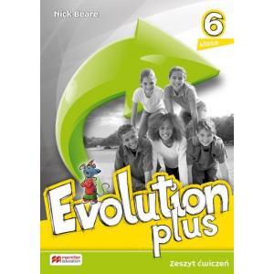 Evolution Plus. Zeszyt do Języka Angielskiego. Klasa 6. Szkoła Podstawowa