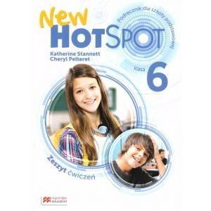 New Hot Spot. Ćwiczenia do Podręcznika Wieloletniego. Klasa 6. Szkoła Podstawowa
