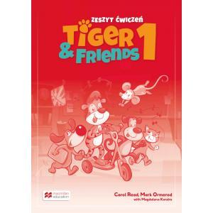 Tiger & Friends 1. Zeszyt ćwiczeń + kod online