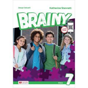 Brainy. Szkoła podstawowa klasa 7. Zeszyt ćwiczeń
