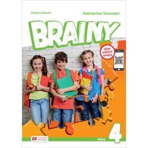 Brainy. Szkoła podstawowa klasa 4. Zeszyt ćwiczeń
