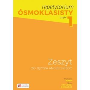 Repetytorium Ósmoklasisty. Język angielski. Książka nauczyciela + CD + Teacher's Digital Pack. Cz.1