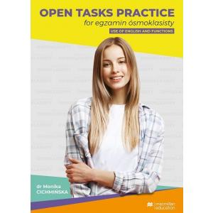 Open Tasks Practice for egzamin ósmoklasisty. Use of English and Functions