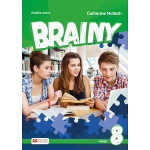 Brainy. Szkoła podstawowa klasa 8. Książka ucznia