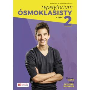 Repetytorium Ósmoklasisty. Język angielski. Podręcznik. Część 2 dla klasy 8