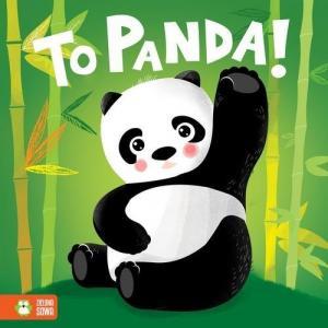 To panda!