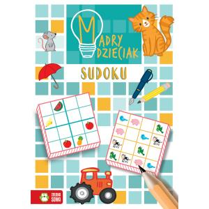 Mądry dzieciak. Sudoku