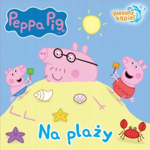 Peppa Pig. Wesoła kąpiel na plaży
