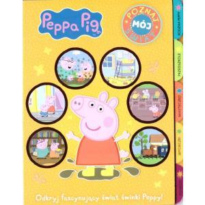 Peppa Pig. Poznaj mój świat