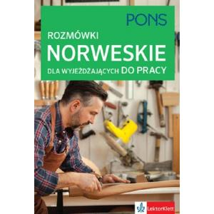 PONS  Rozmówki norweskie dla wyjeżdżających do pracy