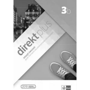Direkt plus 3B. Zeszyt ćwiczeń + kod online