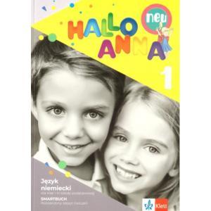 Hallo Anna neu 1. Smartbuch. Rozszerzony zeszyt ćwiczeń + kod online