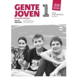 Gente Joven. Edicion Revisada. Język hiszpański. Szkoła podstawowa klasa 7. Zeszyt ćwiczeń