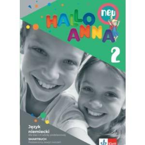 Hallo Anna neu 2. Smartbuch. Rozszerzony zeszyt ćwiczeń + kod online