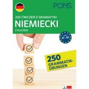 250 ćwiczeń z gramatyki. Niemiecki z kluczem. Wyd.3