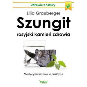 Szungit Rosyjski Kamień Zdrowia