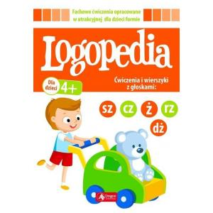 Logopedia. Ćwiczenia i Wierszyki z Głoskami: sz cz ż rz dż