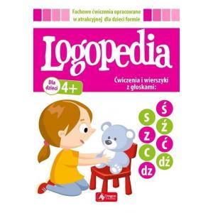 Logopedia. Ćwiczenia i Wierszyki z Głoskami s z c dz - ś ź ć dź
