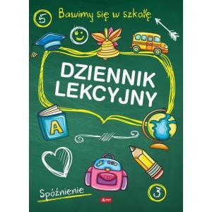 Dziennik Lekcyjny (z Dzienniczkiem Ucznia)