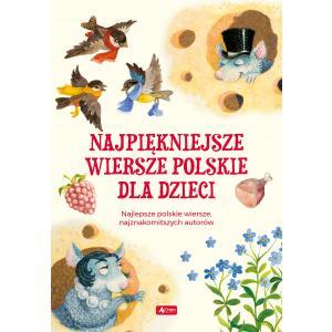 Najpiękniejsze wiersze polskie dla dzieci