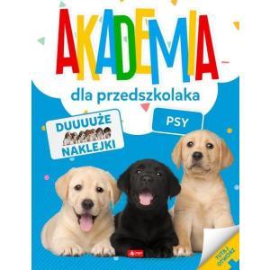 Akademia dla przedszkolaka. Psy