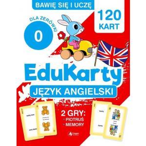 EduKarty. Język angielski dla zerówki
