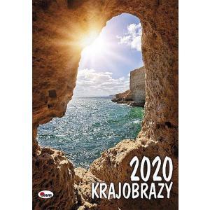 Kalendarz Krajobrazy 2020