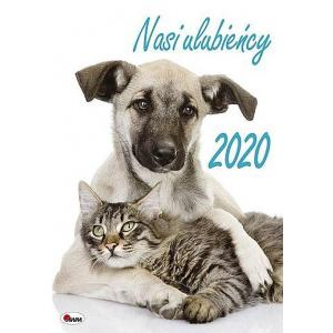 Kalendarz. Nasi ulubieńcy 2020
