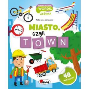 Poznaję słówka. Miasto czyli Town