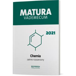 Matura 2021. Chemia. Vademecum. Zakres rozszerzony