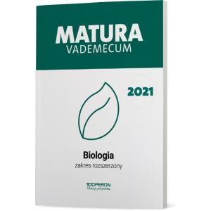 Matura 2021. Biologia. Vademecum. Zakres rozszerzony