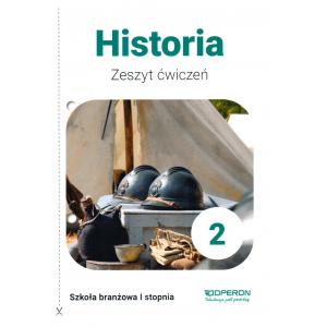 Historia 2. Szkoła branżowa I stopnia. Zeszyt ćwiczeń