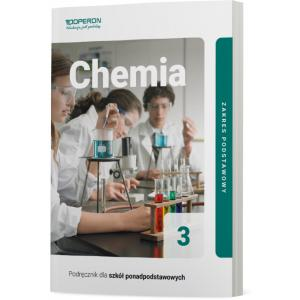 Chemia 3. Szkoła ponadpodstawowa. Podręcznik. Zakres podstawowy