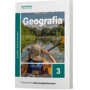 Geografia 3. Szkoła ponadpodstawowa. Podręcznik. Zakres rozszerzony