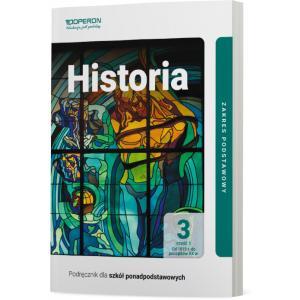 Historia 3. Szkoła ponadpodstawowa. Podręcznik część 1. Zakres podstawowy
