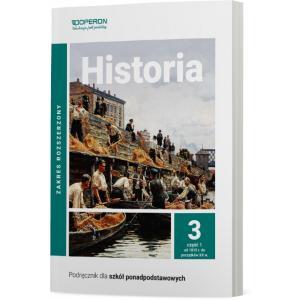 Historia 3. Szkoła ponadpodstawowa. Podręcznik część 2. Zakres podstawowy