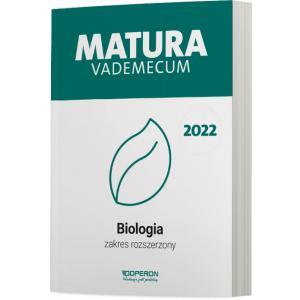 Biologia. Matura 2022. Vademecum. Zakres rozszerzony