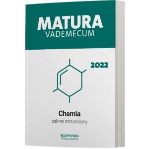 Chemia. Matura 2022. Vademecum. Zakres rozszerzony