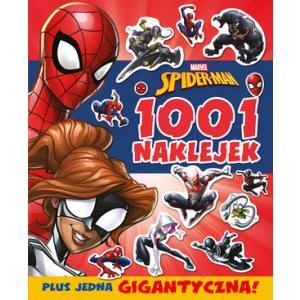 1001 naklejek Marvel Spider - Man