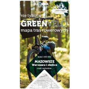 Warszawa i okolice zachód nie tylko Green Velo 100% EKO